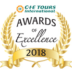 CIE awards of Excellence 2018