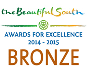 The Beautiful South Awards for Excellence 2014-2015 Bronze